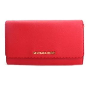 Michael Kors Jet Set Large Phone Crossbody